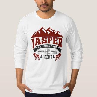 Jasper Vintage Maroon T-Shirt