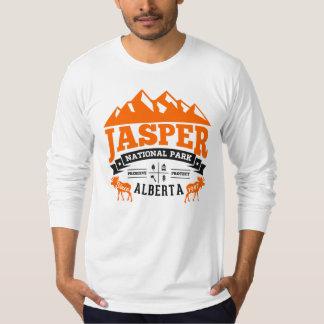 Jasper Vintage Orange T-Shirt