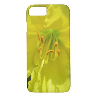 Jaune citron louche de lis coque iPhone 7