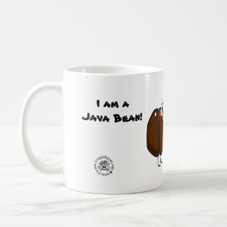 Java Bean coffee and programming mug