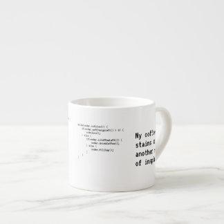 Java Coder Coffee Mug
