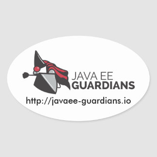 Java EE Guardians Sticker