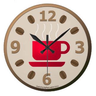 Java in the Morning Clocks