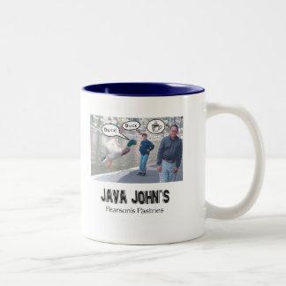 Java John's Mug