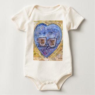 Java joy baby bodysuit