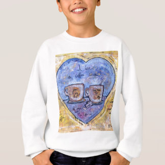 Java joy sweatshirt