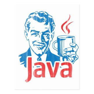Java Programmer Gift Postcard