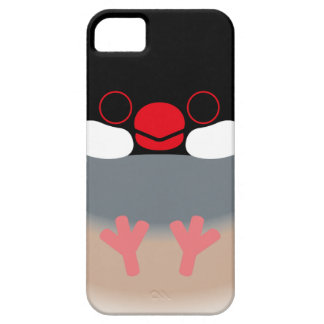 Java sparrow (Normal) iPhone 5 Cover