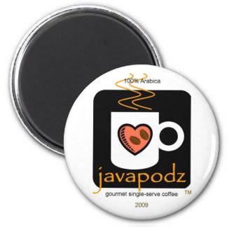 JavaPodz  2009 Frig Mag Magnet