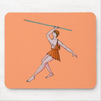 Javelin Champion 396 BC Mouse Pad