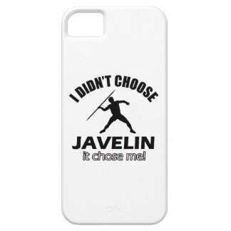 JAVELIN DESIGNS CASE FOR THE iPhone 5