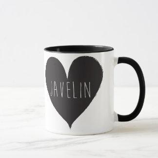 Javelin Love Coffee Mug