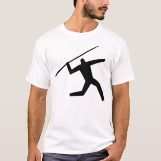 Javelin Thrower T-Shirt
