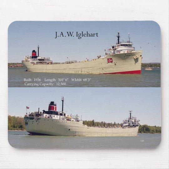 JAW Iglehart mousepad