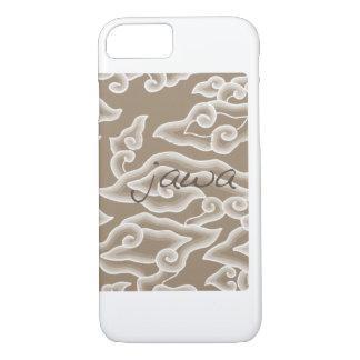 """jawa"" Indonesian Batik Motif Iphone 5 case"
