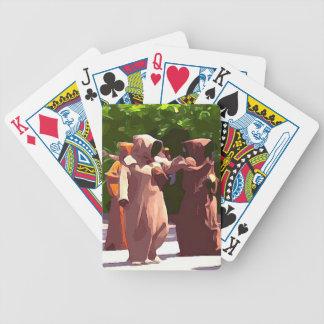 Jawas Bicycle Playing Cards