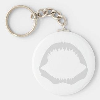 Jaws Keychain