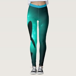 Jaws Leggings