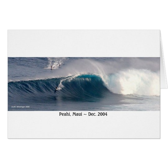 Jaws Surf card