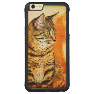 JAX AND HIS SHADOW CARVED® MAPLE iPhone 6 PLUS BUMPER CASE