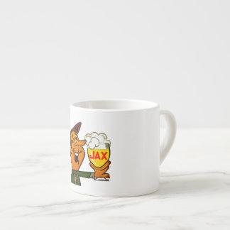 Jax Beer Espresso Cup