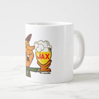 Jax Beer Large Coffee Mug
