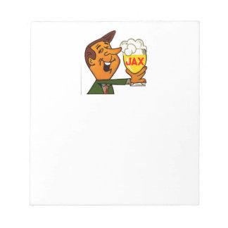 Jax Beer Notepad