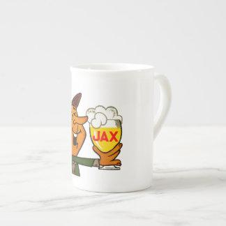 Jax Beer Tea Cup
