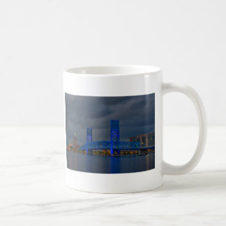 jax blue bridge HDR Coffee Mug