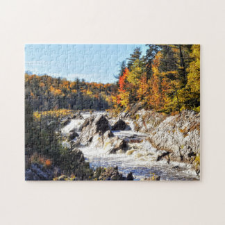 Jay Cooke State Park Minnesota Jigsaw Puzzle