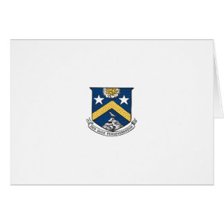 Jay Crest Note Cards