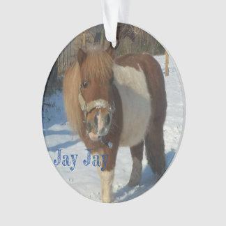 Jay Jay Christmas Ornament