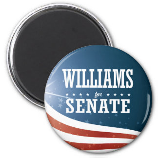 Jay Williams 2016 2 Inch Round Magnet