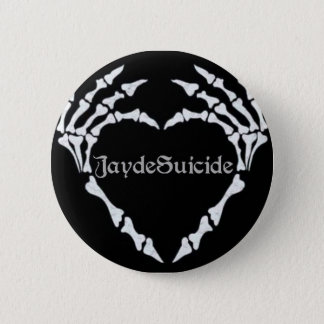 Jayde Suicide Logo 2 Inch Round Button