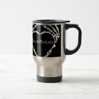 Jayde Suicide Logo Travel Mug