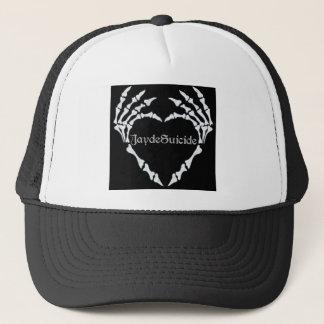Jayde Suicide Logo Trucker Hat