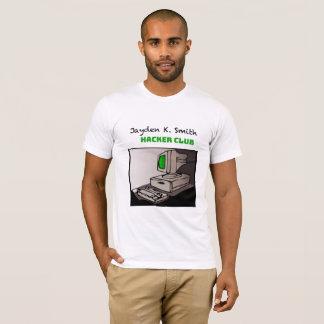 Jayden K. Smith Hacker Club T-Shirt