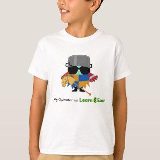 Jayden's Owlvatar Shirt