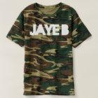 "JAYE B ""JAYE B/NAZZY"" CAMO T-Shirt"