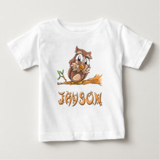 Jayson Owl Baby T-Shirt