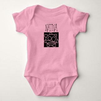 jayuya, NATIVA Baby Bodysuit