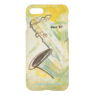 "Jazz ""87 iPhone 7 case"