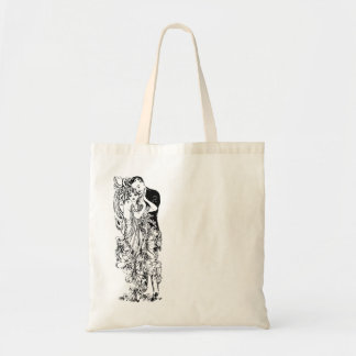 Jazz Age Dancing Partners Tote Bag