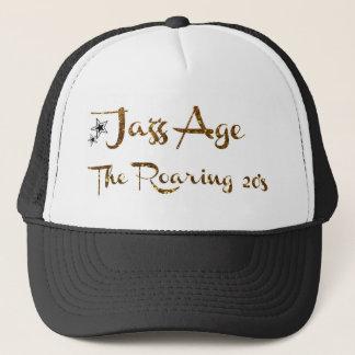 Jazz Age, The Roaring 20's Trucker Hat