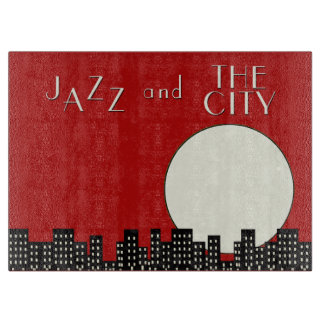 Jazz and the Ciry Boards