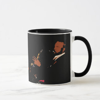 Jazz Artist Coffee Mug