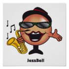 Jazz Ball poster