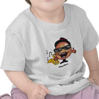 Jazz Ball T Shirts