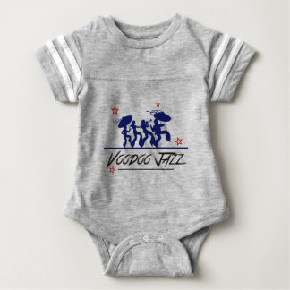 Jazz band new Orleans Baby Bodysuit