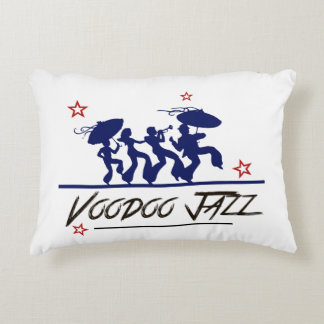 Jazz band new Orleans Decorative Pillow